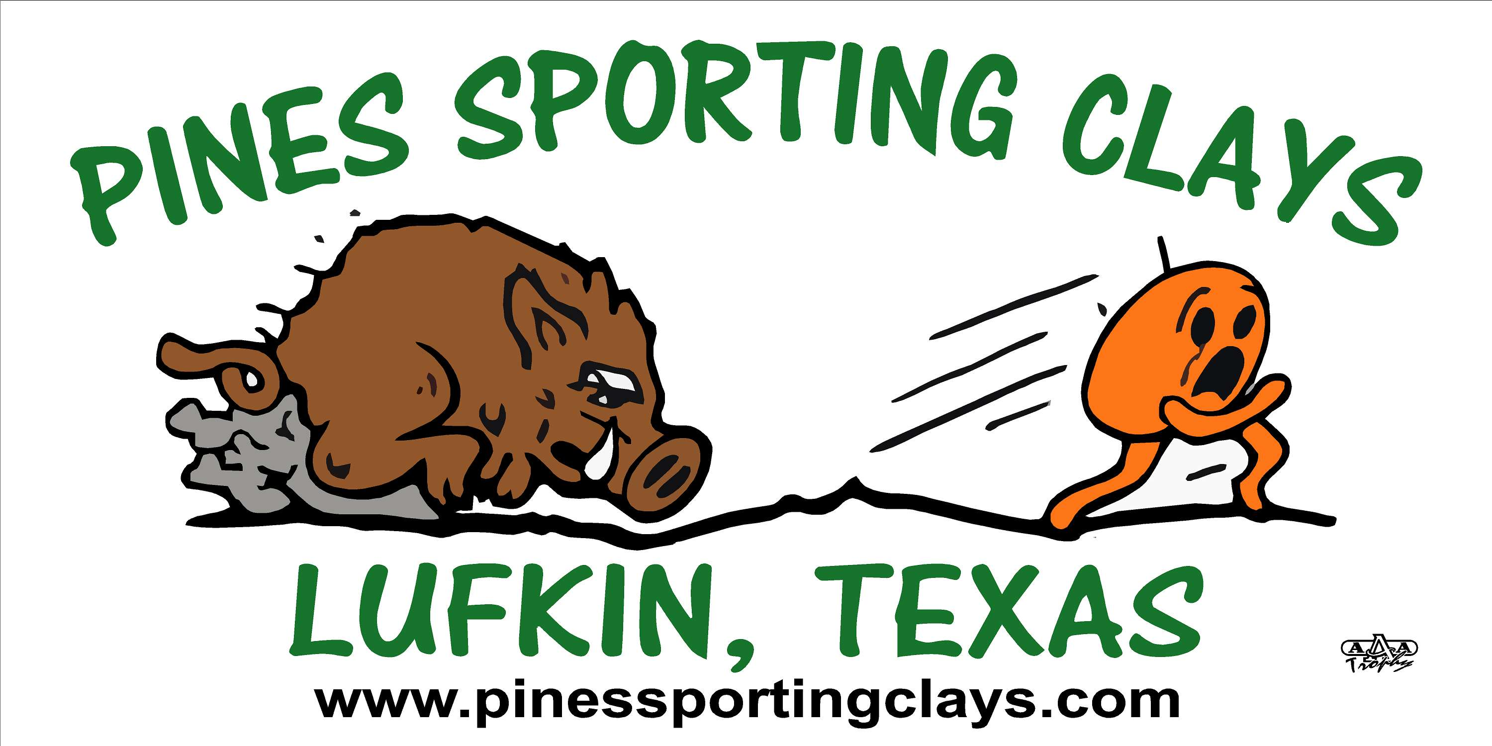 Sign Pines Sporting Clays 2[5227]